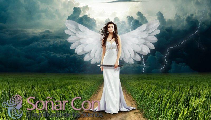 Significado de soñar con un Ángel