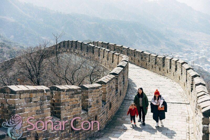 Soñar con China