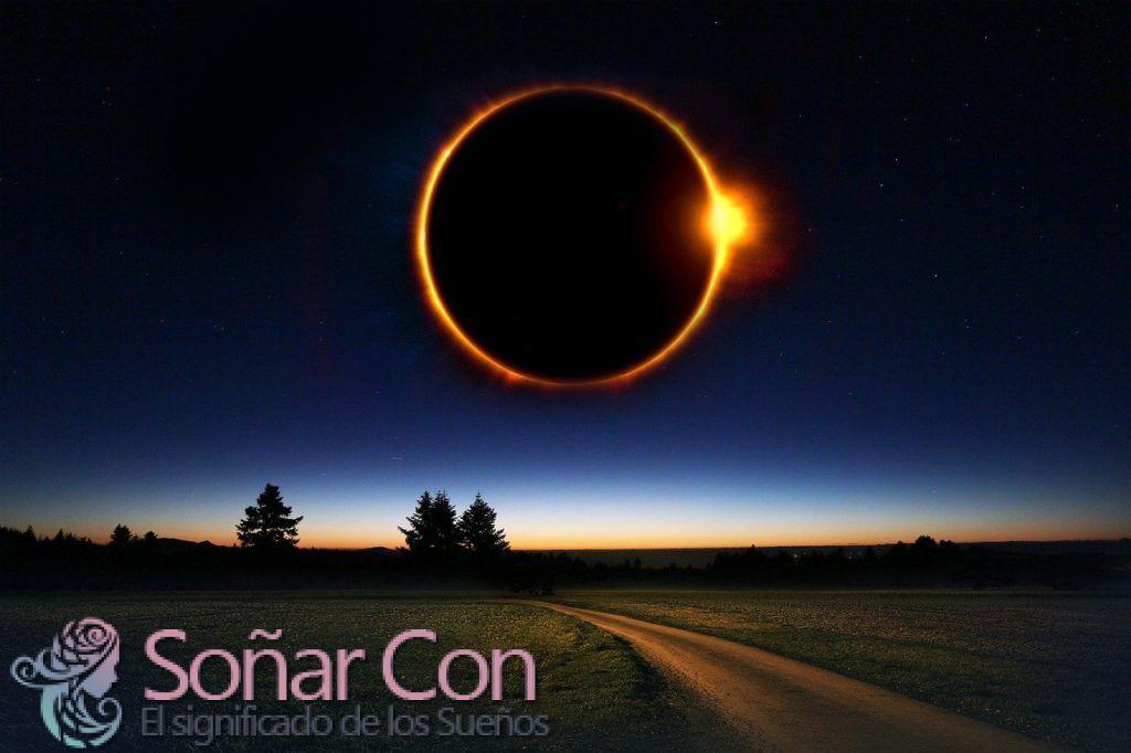 Significado de soñar con Eclipse