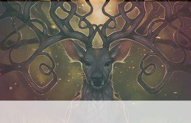 el significado de los ciervos un simbolo de la bondad