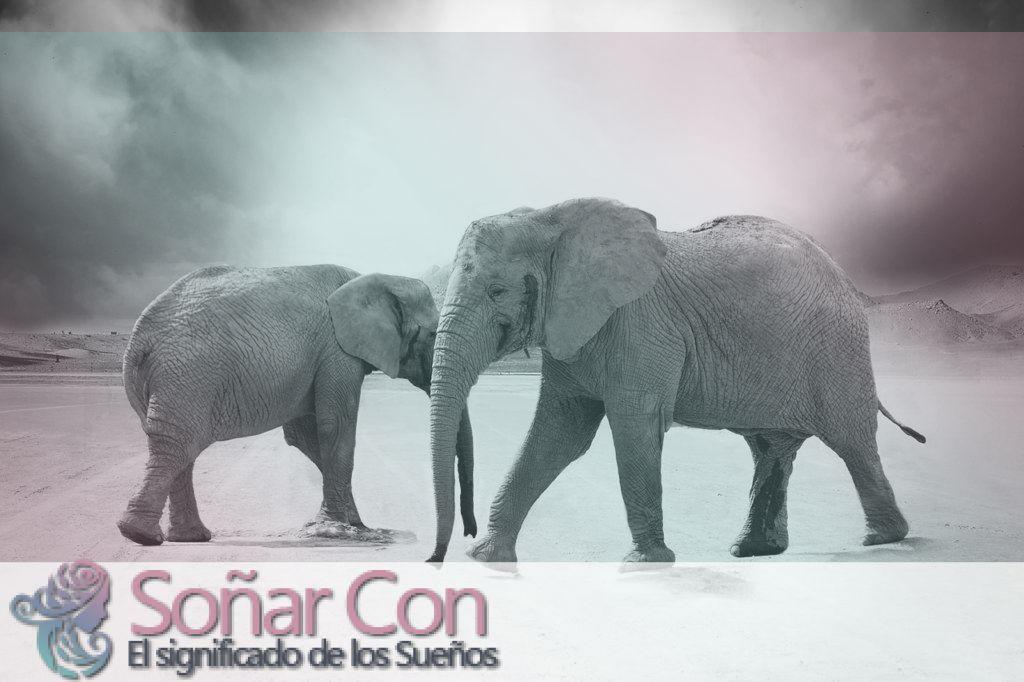 Simbolismo del Tótem de Elefantes Animales