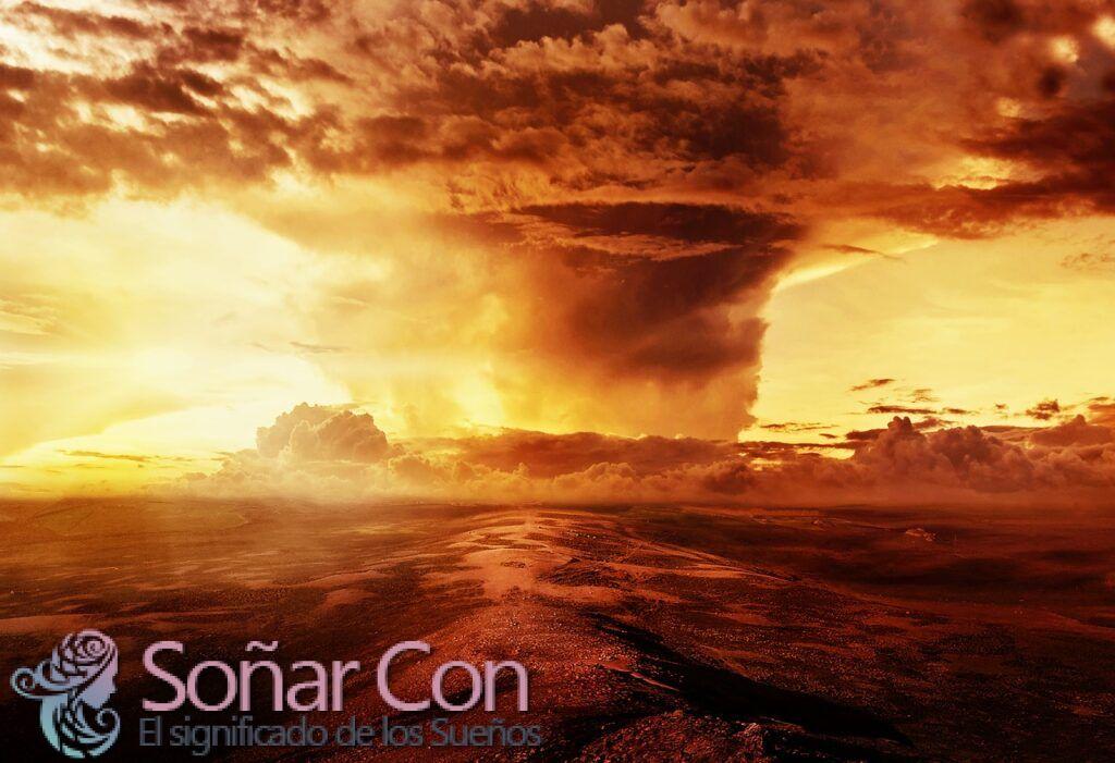 Soñar con Huracanes