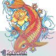 pez koi y totem animal simbolismo