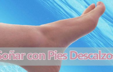 pies descalzos