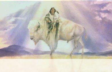 simbolismo del espiritu animal de bufalo