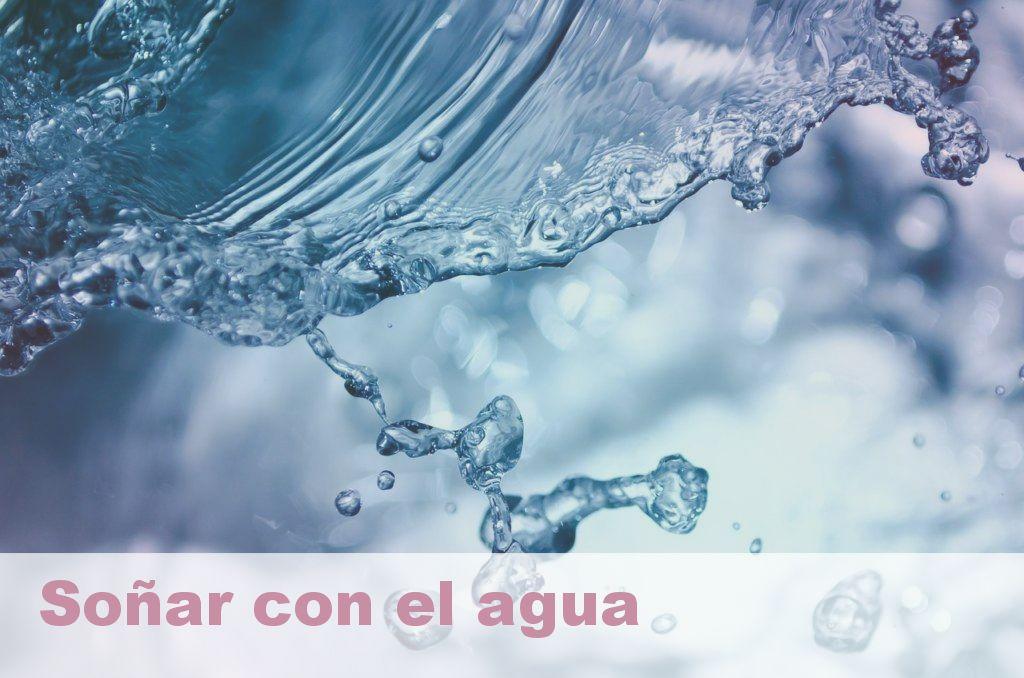Soñar con el agua