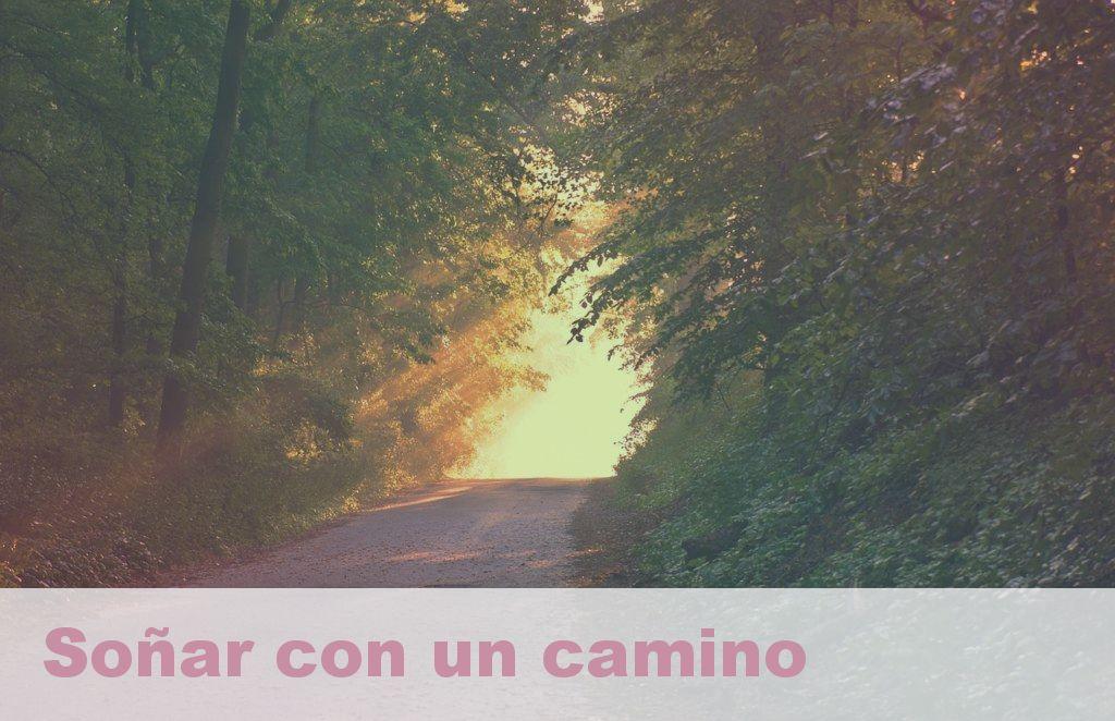 Soñar con un camino y su Significado