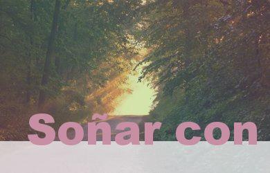 Soñar con un camino