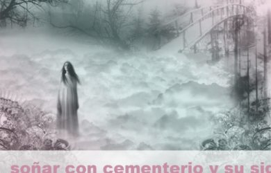 soñar con cementerio y su significado