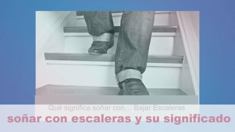Soñar con Escaleras y su Significado