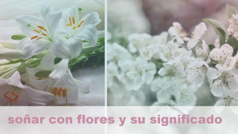 Soñar con flores y su Significado