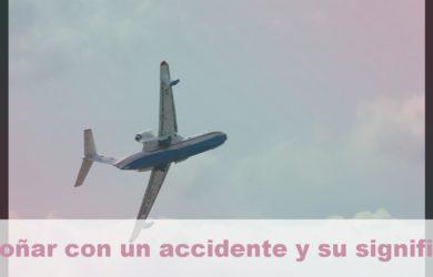 soñar con un accidente y su significado
