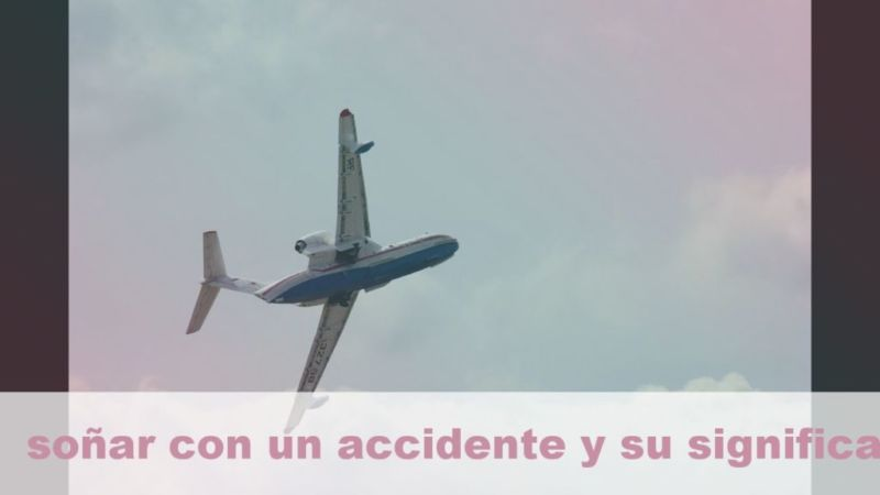 Soñar con un accidente y su Significado