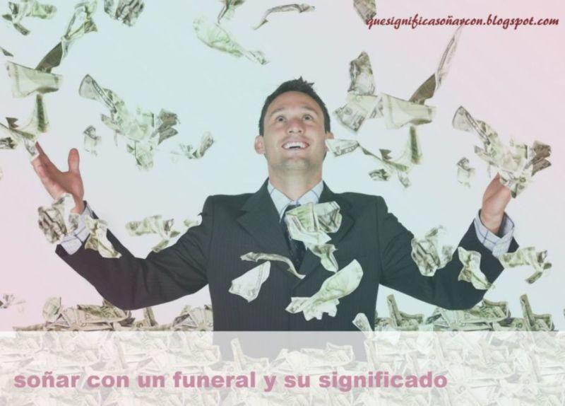 Soñar con un funeral y su Significado