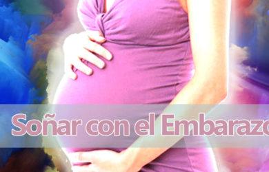 soñar embarazada