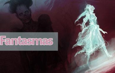 soñar fantasmas