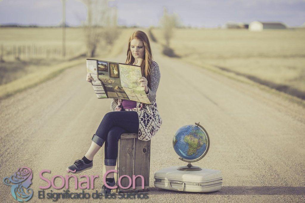 Soñar con viajar y su Significado